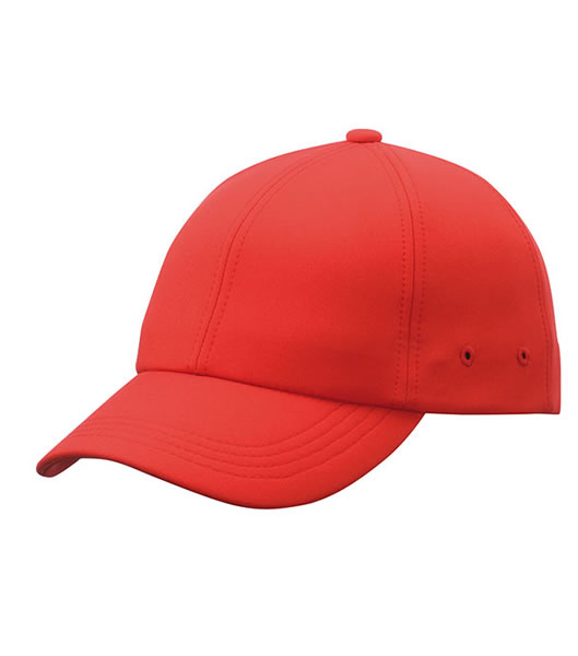 Czapka MB6521 Softshell Cap - 6521_red_MB - Kolor: Red