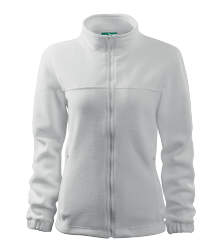 Bluzy polarowe Ladies A 504 JACKET 280 - 504_00 - Kolor: Biały
