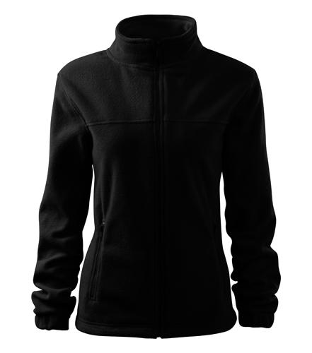 Bluzy polarowe Ladies A 504 JACKET 280 - 504_01 - Kolor: Czarny