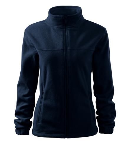 Bluzy polarowe Ladies A 504 JACKET 280 - 504_02_A - Kolor: Granatowy