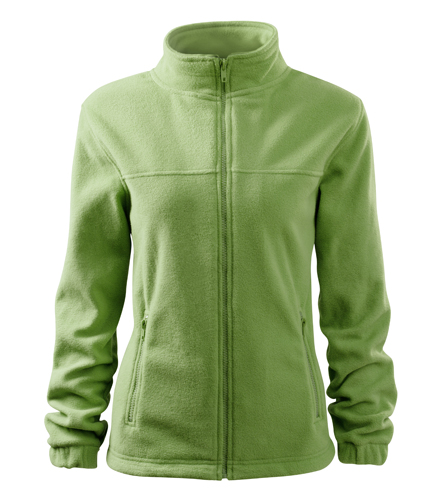 Bluzy polarowe Ladies A 504 JACKET 280 - 504_39 - Kolor: Groszkowy
