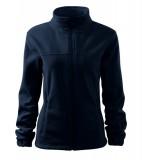 Bluzy polarowe Ladies A 504 JACKET 280 - 504_02_A Granatowy