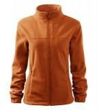 Bluzy polarowe Ladies A 504 JACKET 280 - 504_11 Pomarańczowy