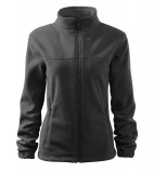 Bluzy polarowe Ladies A 504 JACKET 280 - 504_36 Stalowy