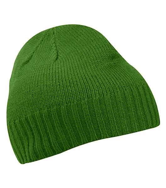 Czapka MB503 Rib-Beanie - 503_green_MB - Kolor: Green
