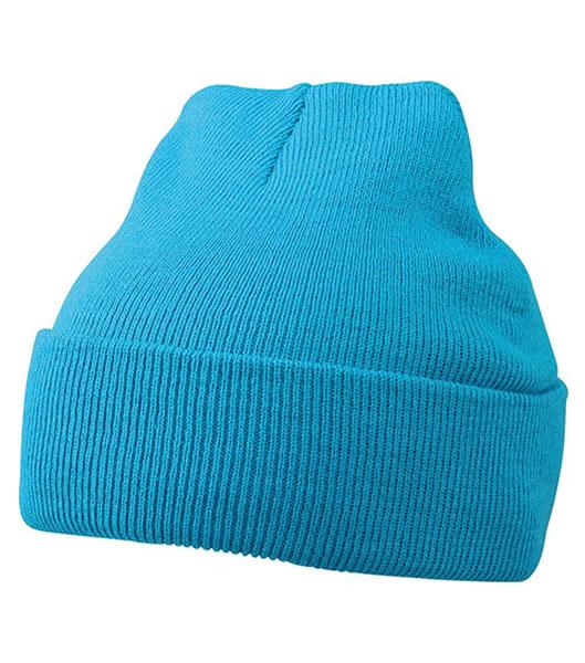 Czapka MB7500 Knitted Cap - 7500_aqua_MB - Kolor: Aqua