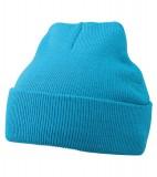 Czapka MB7500 Knitted Cap - 7500_aqua_MB Aqua