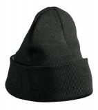 Czapka MB7500 Knitted Cap - 7500_black_MB Black