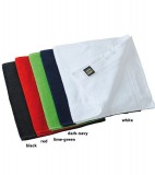 Ręcznik MB431 Sports towel - 431_colors_MB Black, Red, Lime-green, Dark-navy, White