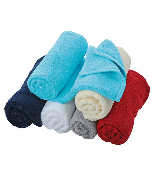 Ręcznik MB427 Hand Towel 50x100cm - 427_colors_MB - Kolor: Burgundy, Dark-navy, Silver, White, Natural, Mint