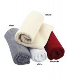 Ręcznik MB429 Beach Towel 90x180cm - 429_colors_MB Natural, White, Silver, Burgundy