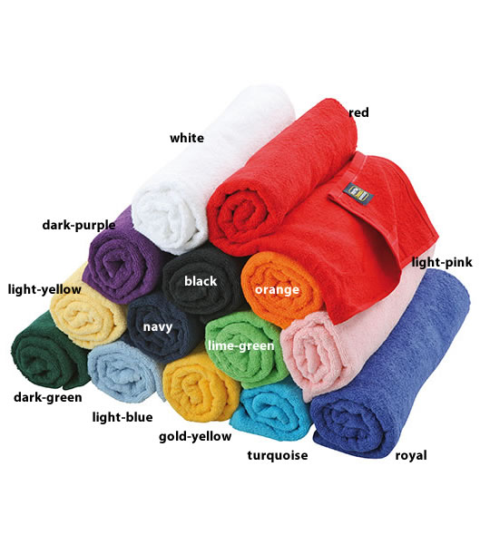Ręcznik MB421 Hand Towel, MB422 Bath Towel - 421-422_colors_MB - Kolor: Brak