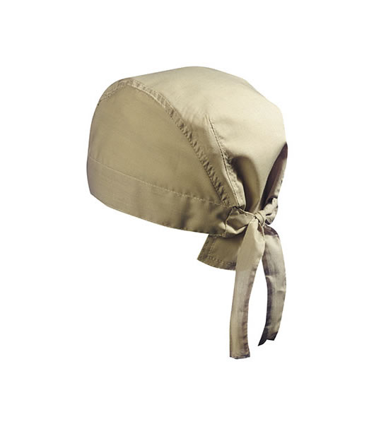 Bandana MB041 Bandana Hat - 041_khaki_MB - Kolor: Khaki