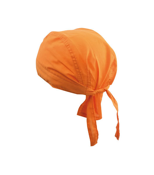 Bandana MB041 Bandana Hat - 041_orange_MB - Kolor: Orange