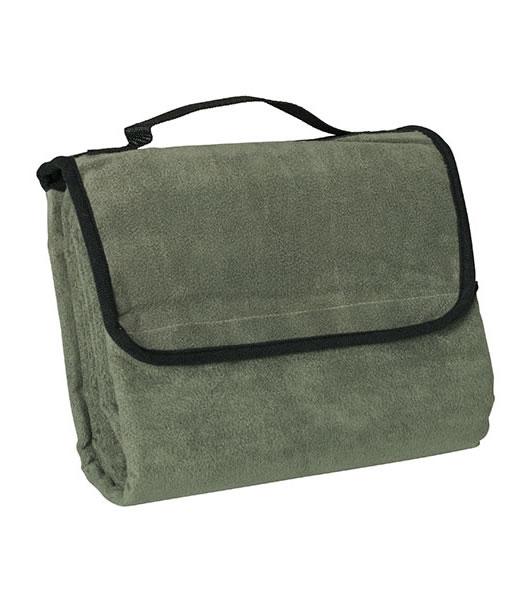 Koc JN953 Picnic Blanket - 953_olive_JN - Kolor: Olive