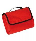 Koc JN953 Picnic Blanket - 953_red_JN Red
