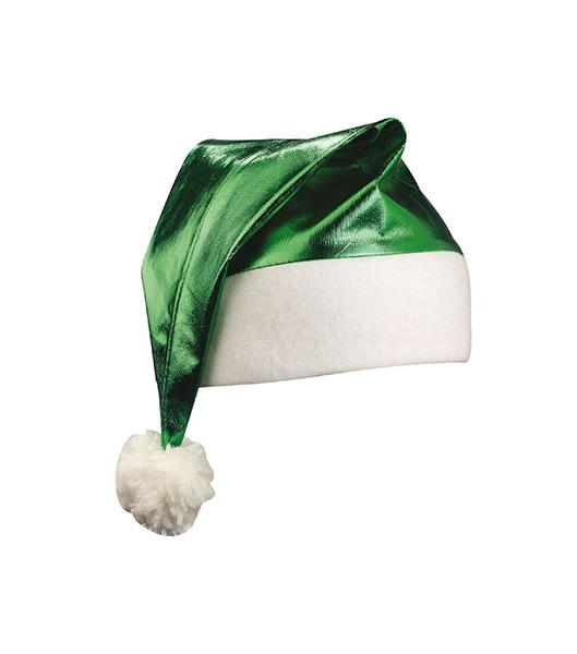 Czapka MB9503 Shinym Santa Hat - 9503_green_MB - Kolor: Green