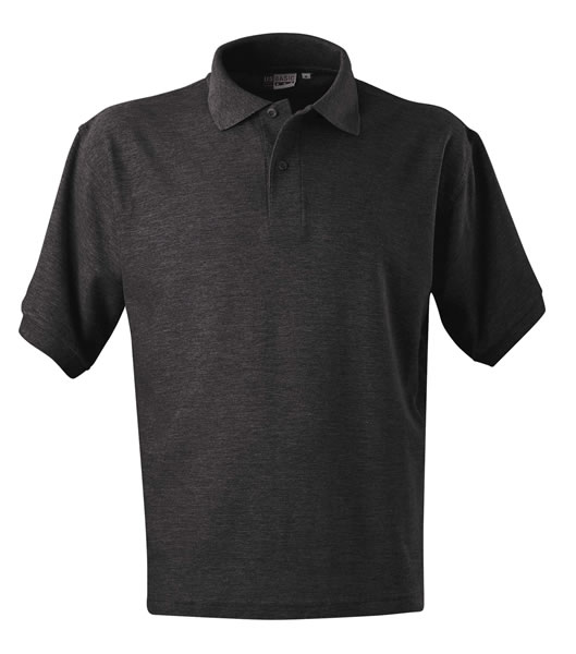 Koszulki Polo US 3177F95 Boston Polo Basic - 3177F95_antracyt_US - Kolor: Antracytowy