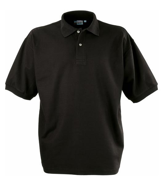 Koszulki Polo US 3177F95 Boston Polo Basic - 3177F95_czarny_US - Kolor: Czarny