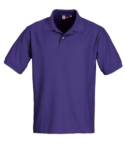 Koszulki Polo US 3177F95 Boston Polo Basic - 3177F95_fiolet_US - Kolor: Fiolet