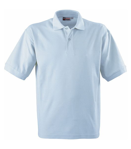 Koszulki Polo US 3177F95 Boston Polo Basic - 3177F95_morski_niebieski_US - Kolor: Morski niebieski