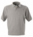 Koszulki Polo US 3177F95 Boston Polo Basic - 3177F95_popielaty_US Popielaty