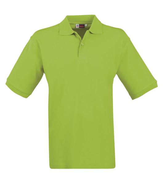 Koszulki Polo US 3177F95 Boston Polo Basic - 3177F95_zielone_jabluszko_US - Kolor: Zielone jabłuszko