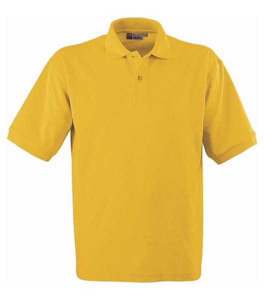 Koszulki Polo US 3177F95 Boston Polo Basic - 3177F95_zloty_US - Kolor: Złoty