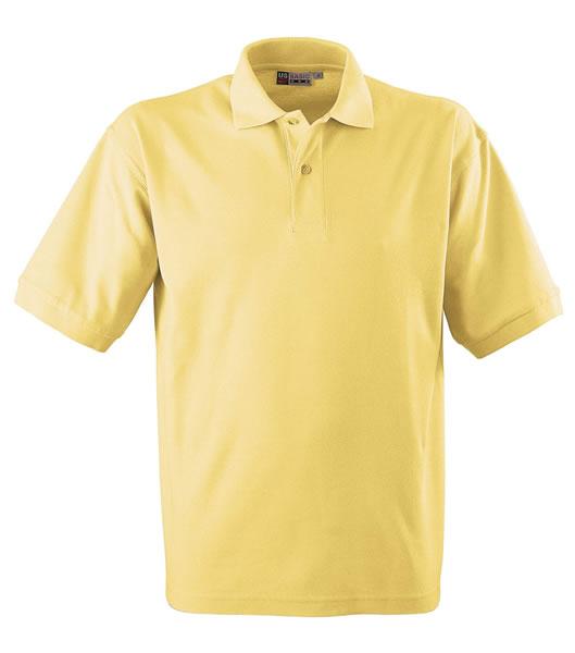 Koszulki Polo US 3177F95 Boston Polo Basic - 3177F95_zolty_US - Kolor: Żółty