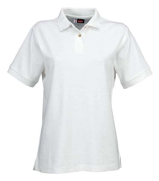 Koszulki Polo Ladies US 3108609 Boston Polo Damskie - 3108609_biały_US - Kolor: Biały