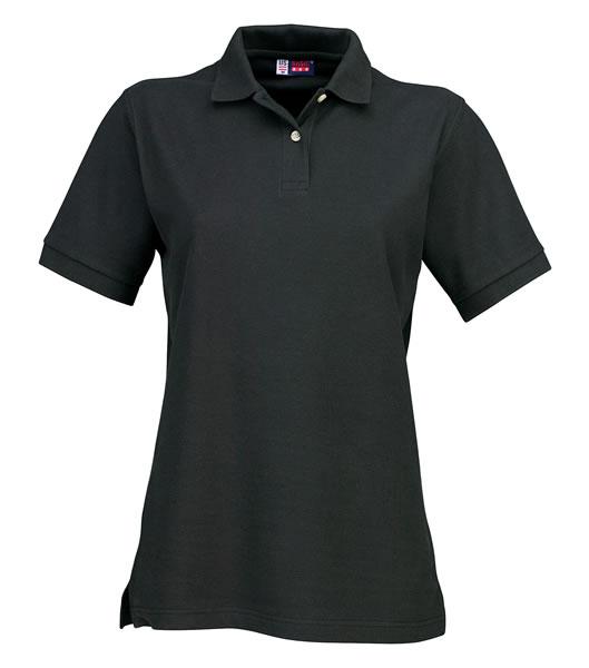 Koszulki Polo Ladies US 3108609 Boston Polo Damskie - 3108609_czarny_US - Kolor: Czarny
