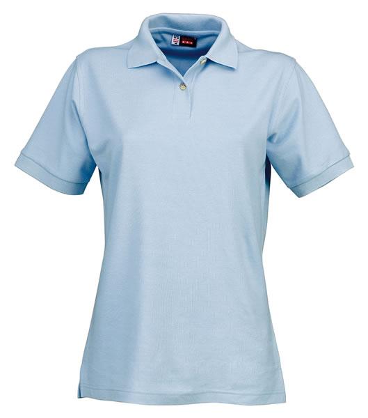 Koszulki Polo Ladies US 3108609 Boston Polo Damskie - 3108609_morski_niebieski_US - Kolor: Morski niebieski