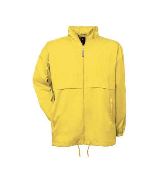 Kurtka Air  - 495.42_yellow_BC - Kolor: Yellow