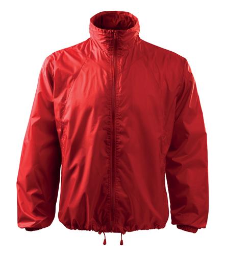 Kurtka Unisex A 505 WINDBREAKER SPORT - 505_07_A - Kolor: Czerwony