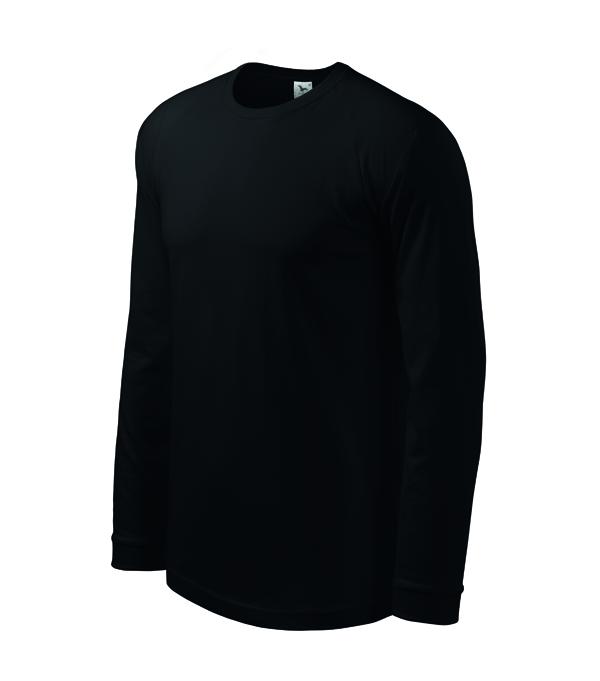 Koszulka Street 130 LS - A 130_01_01 - Kolor: Czarny