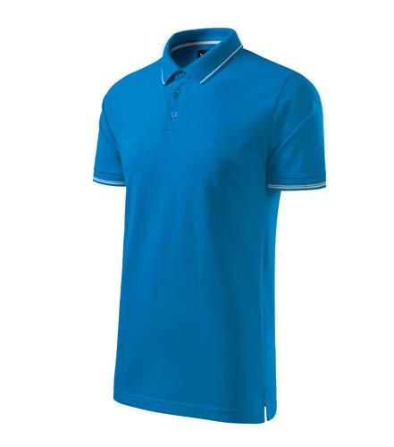 Koszulki polo Malfini A 251 Perfection plain - 251_70_C - Kolor: Snorkel blue
