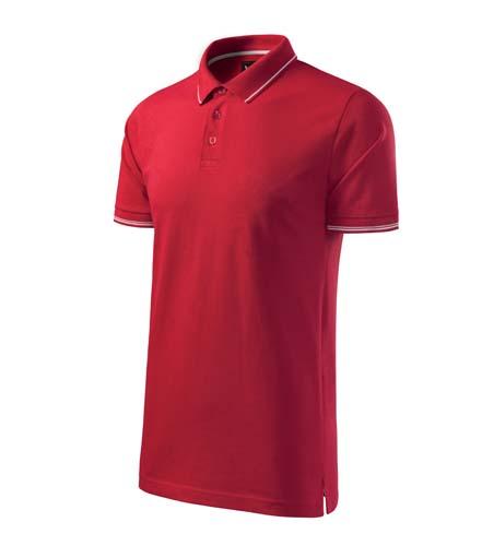 Koszulki polo Malfini A 251 Perfection plain - 251_71_C - Kolor: Formula red