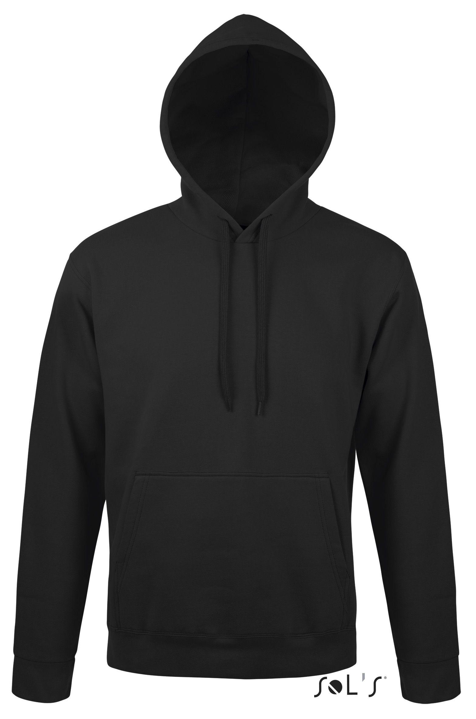 Bluza dresowa S 47101 Snake 280 - 47101_black_S - Kolor: Black