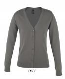 Sweter S 90012 Golden Women - 90012_medium grey_S Medium grey