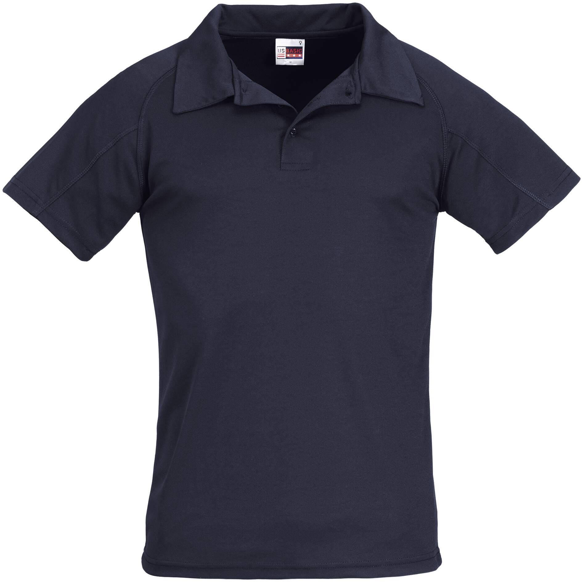 Koszulki Polo US 31098 Cool Fit - 31098_granatowy_US - Kolor: Granatowy