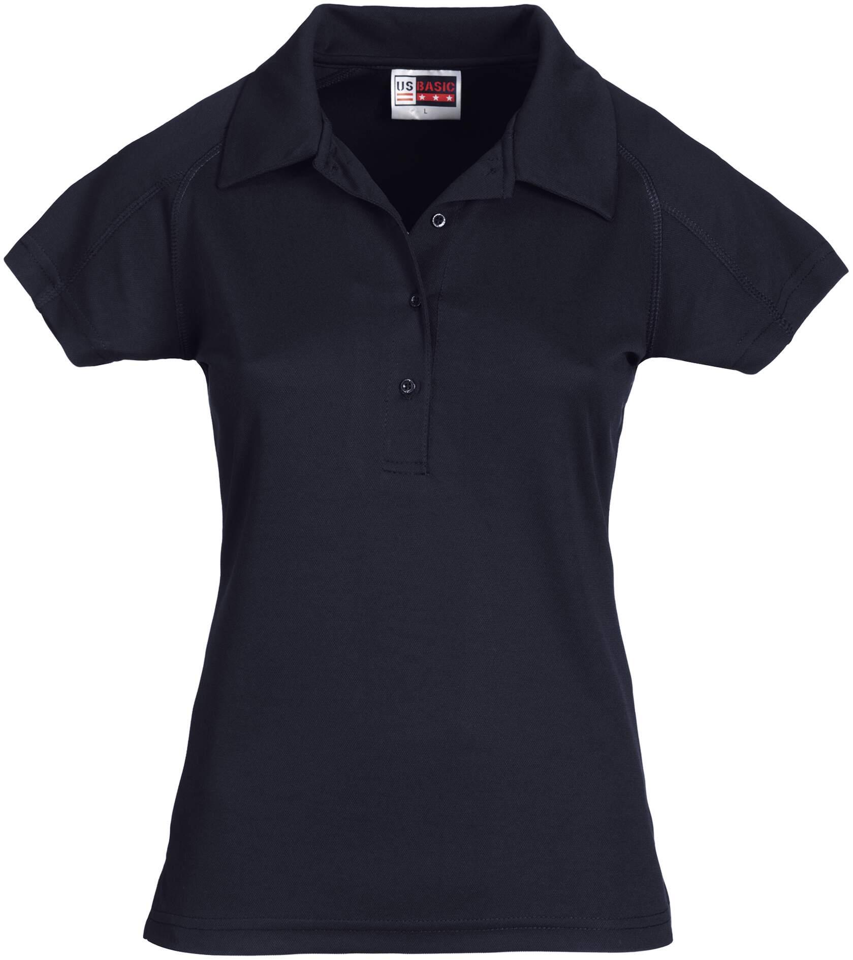Koszulki Polo US 31097 Cool Fit - 31097_granatowy_US - Kolor: Granatowy
