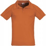 Koszulku Polo US 31098 Cool Fit - 31098_pomarańczowy_US Pomarańczowy