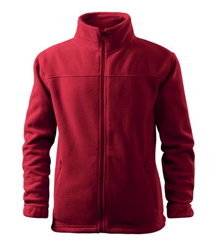Bluza polarowa dziecięca A 503 280 - 503_23_A - Kolor: Marlboro Czerwony