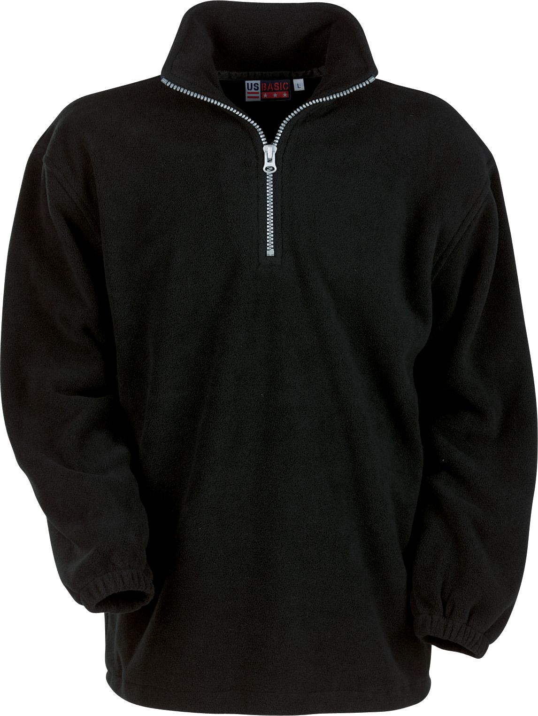 Bluza Polarowa 31797 Taos Us - 31797_czarny_czarny_US - Kolor: Czarny / Czarny