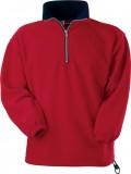 Bluza Polarowa 31797 Taos Us - 31797_czerwony_granatowy_US Czerwony/Granatowy
