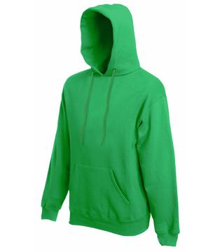 Bluza z kapturem FL - Hooded Sweat   - FL_ 62-208-0_kelly green - Kolor: Kelly green