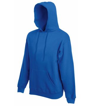 Bluza z kapturem FL - Hooded Sweat   - FL_ 62-208-0_ciemnoniebieski - Kolor: Ciemnoniebieski