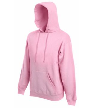 Bluza z kapturem FL - Hooded Sweat   - FL_ 62-208-0_rózowy - Kolor: Różowy