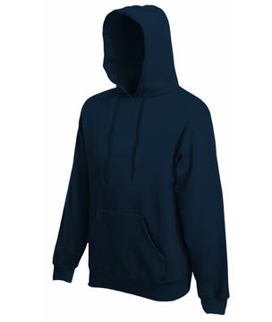 Bluza z kapturem FL - Hooded Sweat   - FL_ 62-208-0_ciemnogranatwoy - Kolor: Ciemnogranatowy