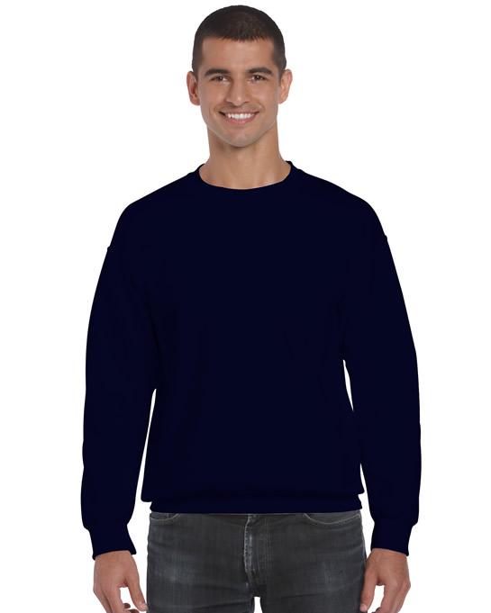 Bluza Ultra Blend Adult GILDAN 12000 - Gildan_12000_navy - Kolor: Navy